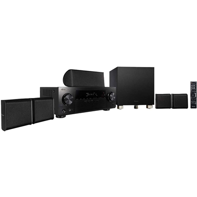 Sistema Home Theater 5.1 HTP-074 4K HDR Bluetooth 110V PIONEER