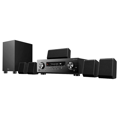 Sistema Home Theater 5.1 HTP-076 4K HDR Bluetooth 110V PIONEER