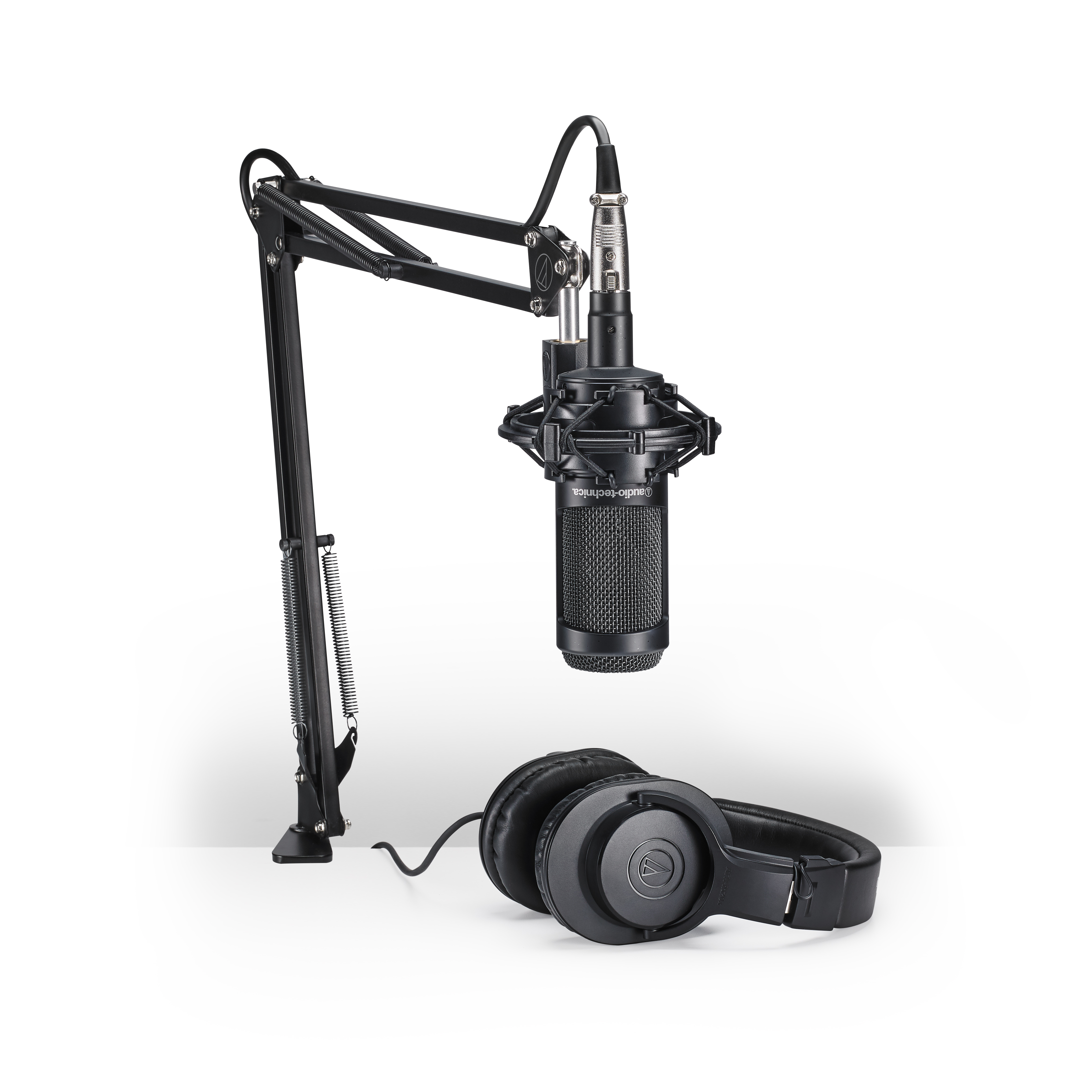 Kit Streaming e Podcast AT-2035-PK - AUDIO TECHNICA